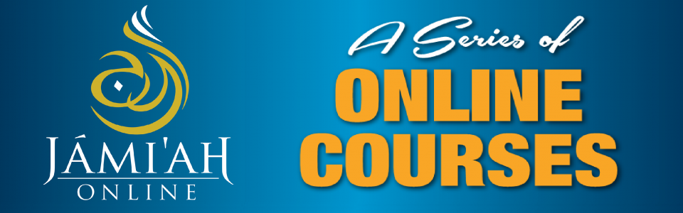 Jamiah online slide -short course